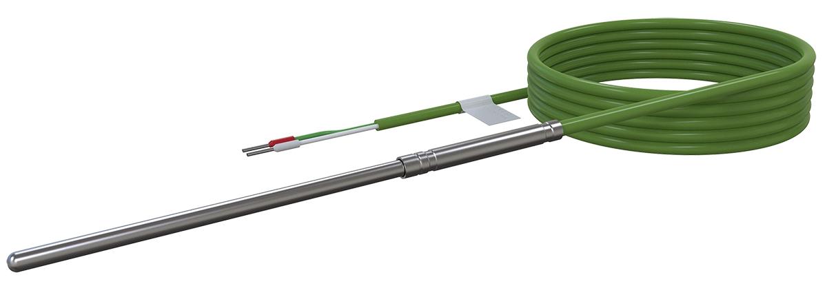 Термопара с кабельным выводом на основе КТМС ОВЕН ДТПN444-09.2000/6,0С.1