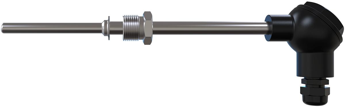 Датчик температуры с коммутационной головкой ОВЕН 2ДТПL035Л-1100.120