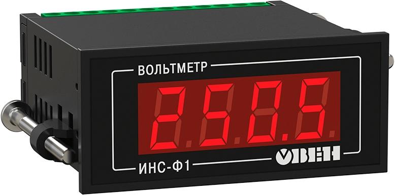 Измеритель параметров электрической сети ОВЕН ИНС-Ф1.2.Щ3