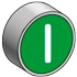 Кнопка с маркировкой с пружинным возвратом MEYERTEC MTB2-BAZ11331