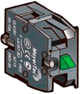 Блок-контакт NO MEYERTEC MTB2-BE11