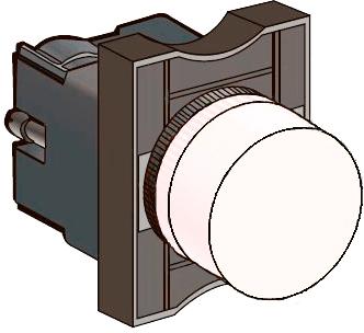 Сигнальная LED лампа MEYERTEC MTB2-EV636