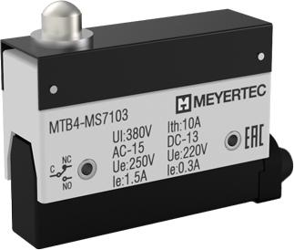 Концевой выключатель MEYERTEC MTB4-MS7103