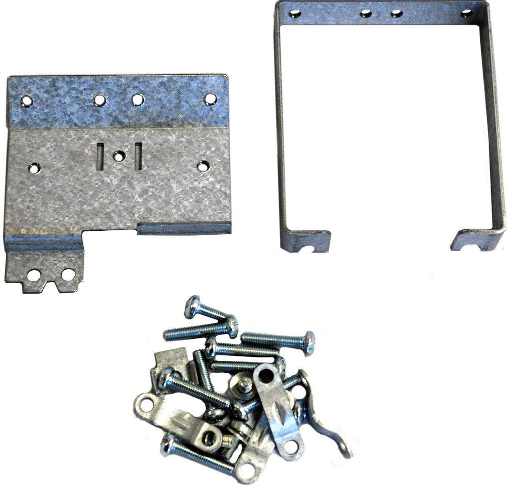 Панель кабельная для ПЧВ3, корпус 01 и 02 ОВЕН ПК3-1-2