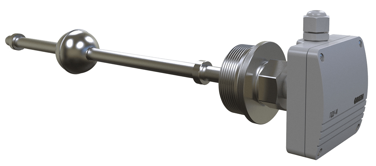 Поплавковый датчик уровня с аналоговым выходом ОВЕН ПДУ-И.3000.10