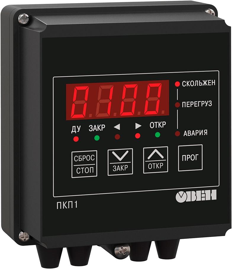 Прибор для управления электроприводом ОВЕН ПКП1Т-Н.I