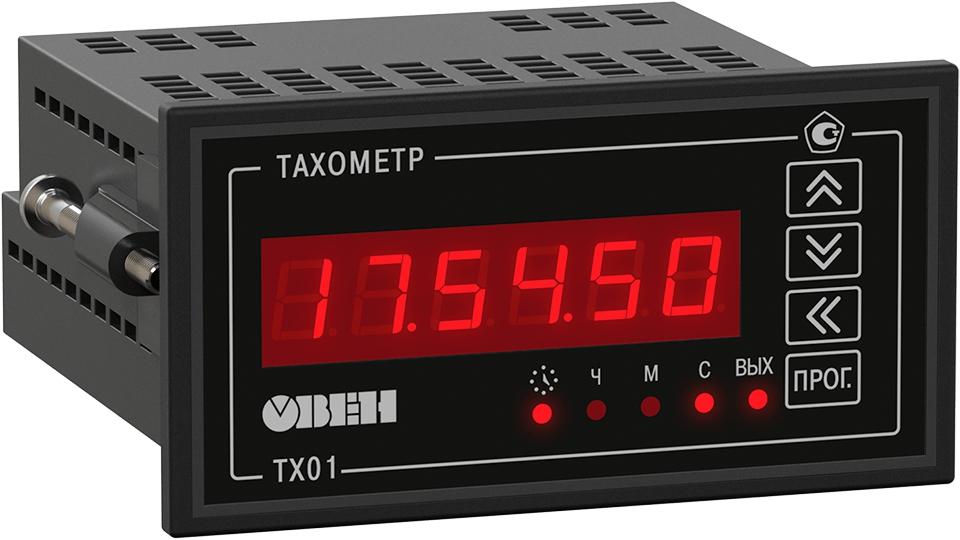 Тахометр с RS-485 ОВЕН ТХ01-224.Щ2.Р-RS