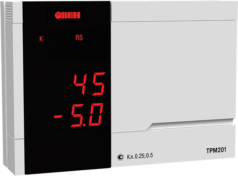 Регулятор с универсальным входом и RS-485 ОВЕН ТРМ201-Н2.Т