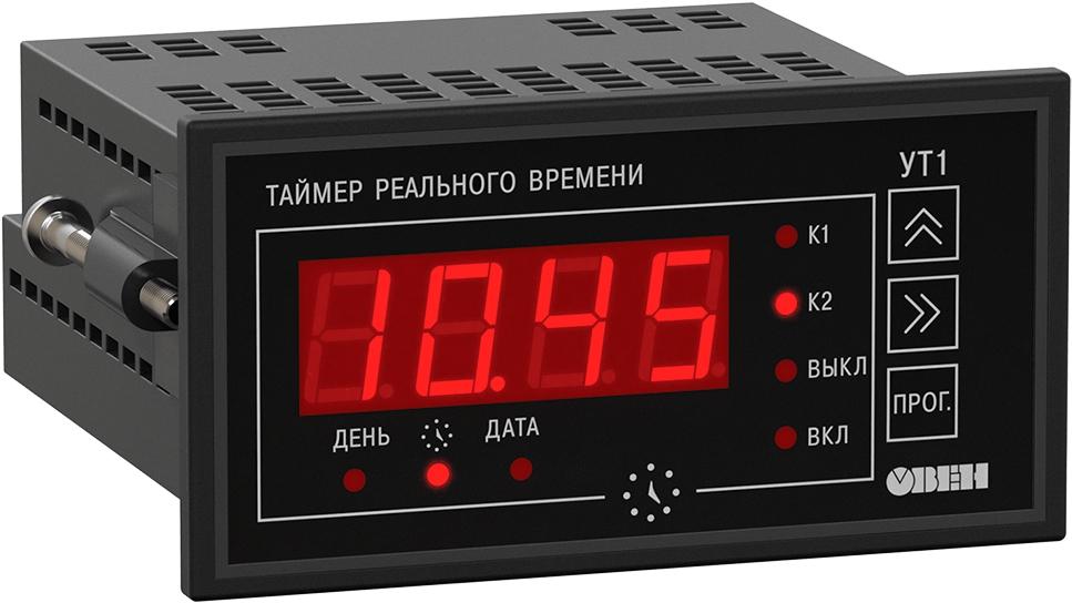 Двухканальный таймер реального времени ОВЕН УТ1-Щ2
