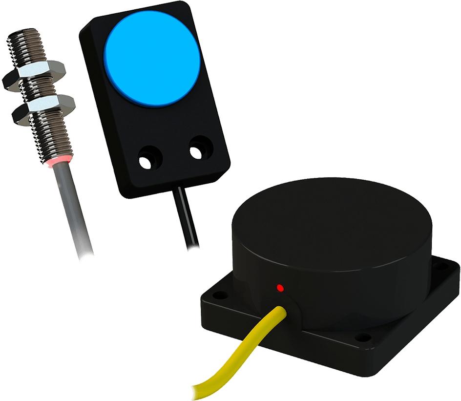 Бесконтактный индуктивный датчик ОВЕН ВБ2.30М.75.15.1.1.С4