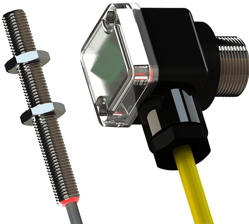 Бесконтактный оптический датчик ОВЕН ВБ3С.18М.80.TRL5000.5.1.С4