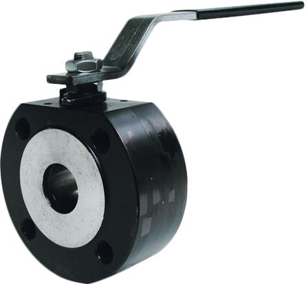 Кран шаровой межфланцевый из углеродистой стали Genebre 2105-09 PN16 DN50