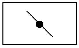 Затвор дисковый поворотный межфланцевый чугунный Genebre 2101-12 Ду100 Ру10 (DN100 PN10)
