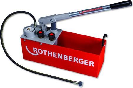Испытательный гидропресс Rothenberger RP 50S 60200