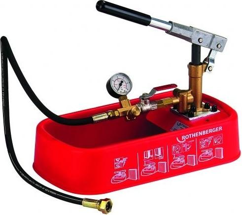 Испытательный гидропресс Rothenberger RP 30 61130