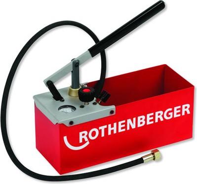 Испытательный гидропресс Rothenberger ТР-25 60250