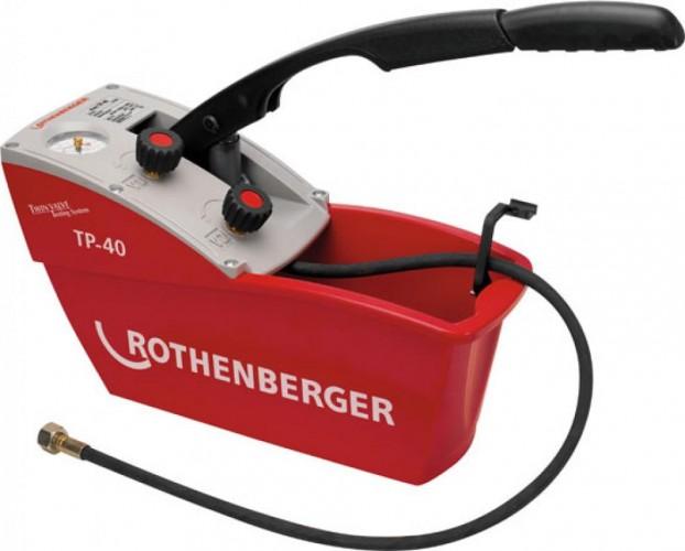 Испытательный гидропресс Rothenberger ТР-40 60220