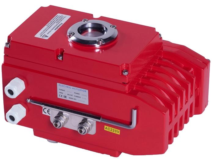Неполнооборотный электропривод Rushwork 901-380-600
