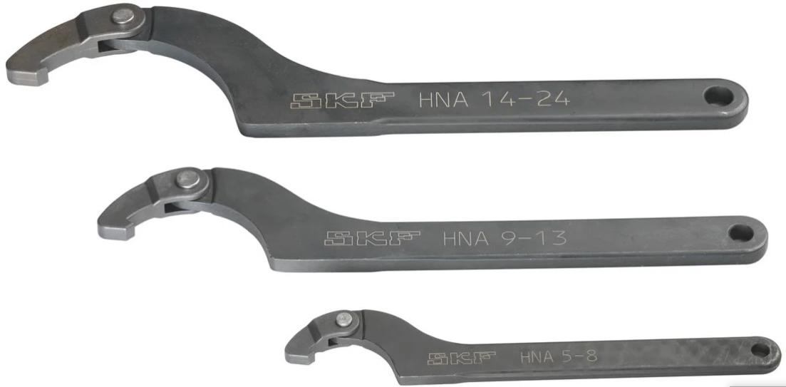 Универсальный накидной ключ SKF HNA 1-4