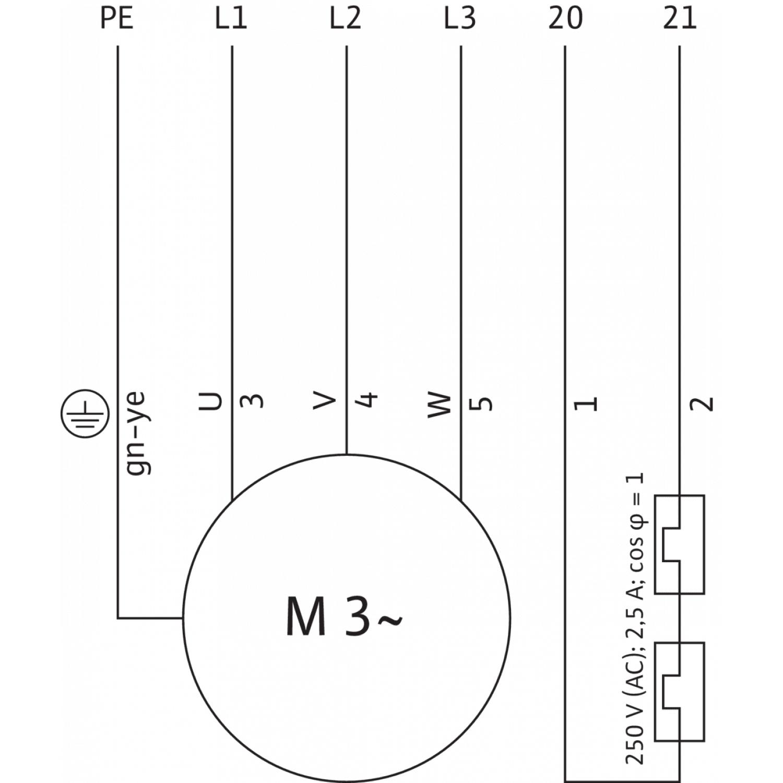 Погружной дренажный насос Wilo Padus UNI M05/T15540