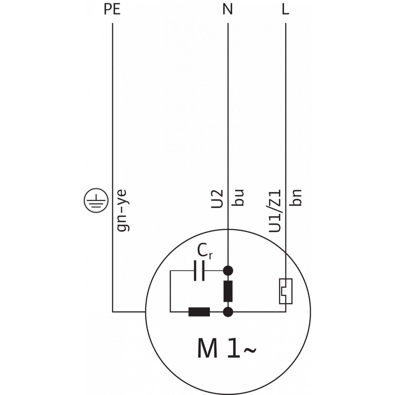 Погружной дренажный насос Wilo Padus UNI M05/M11523/VA