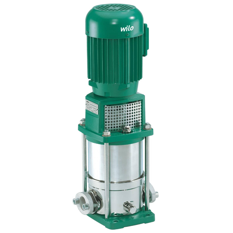 Вертикальный многоступенчатый насос Wilo Multivert MVI 109 (3~400 V, EPDM, PN 16)