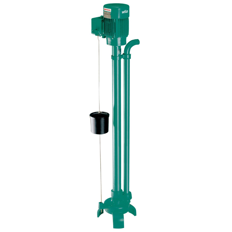 Вертикальный насос для грязной воды Wilo Drain VC 40/20 (3~400 В)