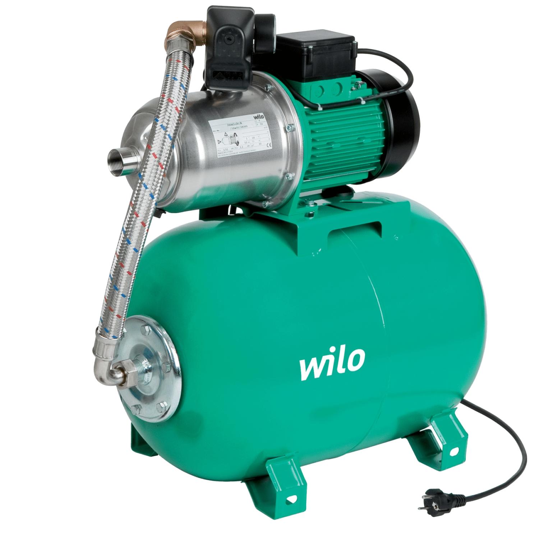 Насосная станция Wilo MultiPress HMP 604
