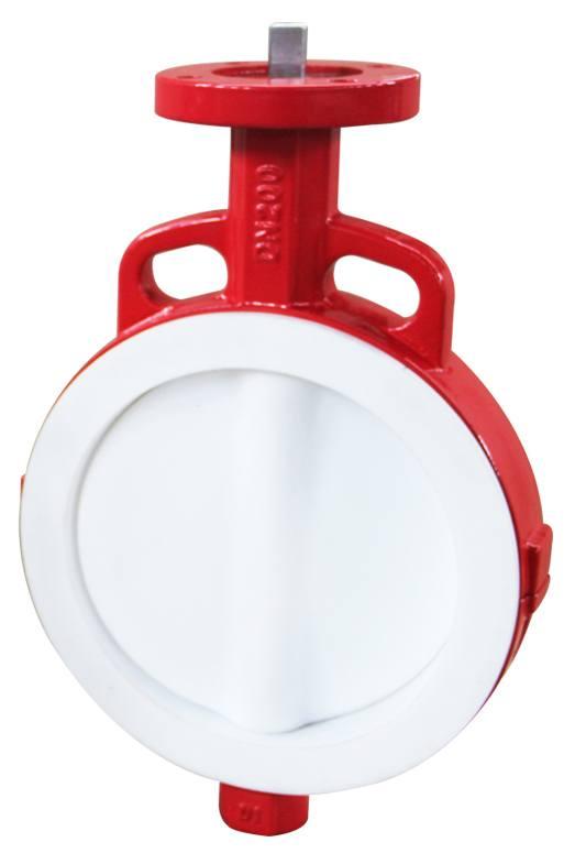 Затвор дисковый межфланцевый чугунный с ISO-фланцем Xurox 205WAP DN800 PN16